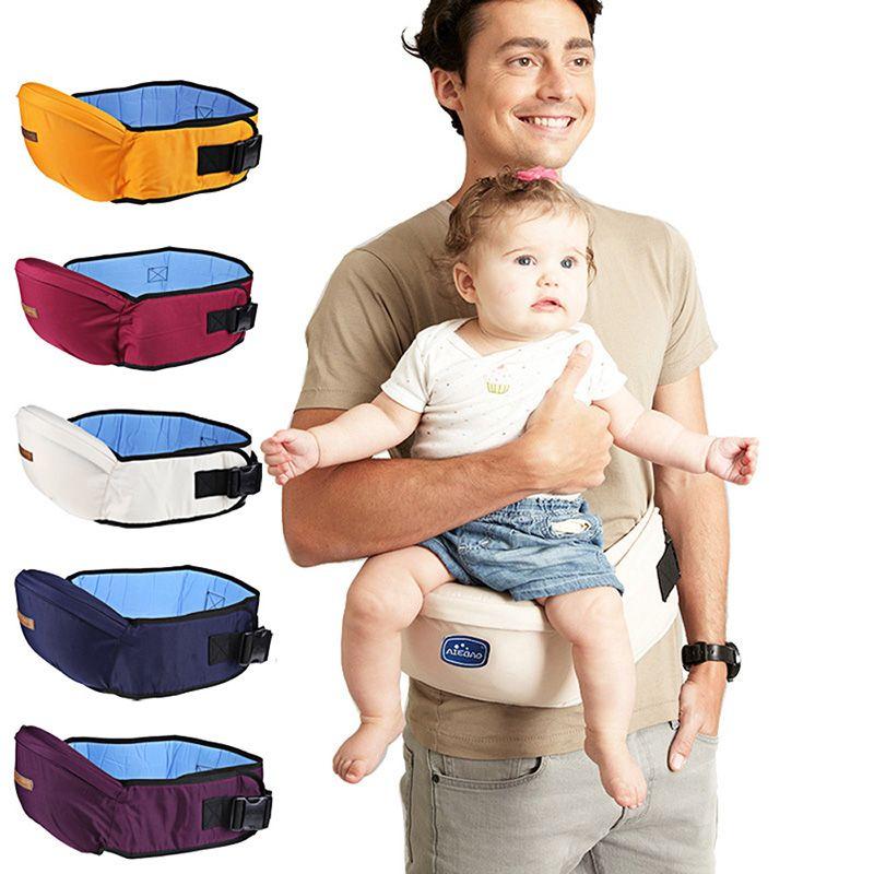 Кенгуру Новинка 2017 года талии стул Ходунки для детей младенцев слинг провести пояс Рюкзак Hipseat пояс оснащен сетчатый карман для детей