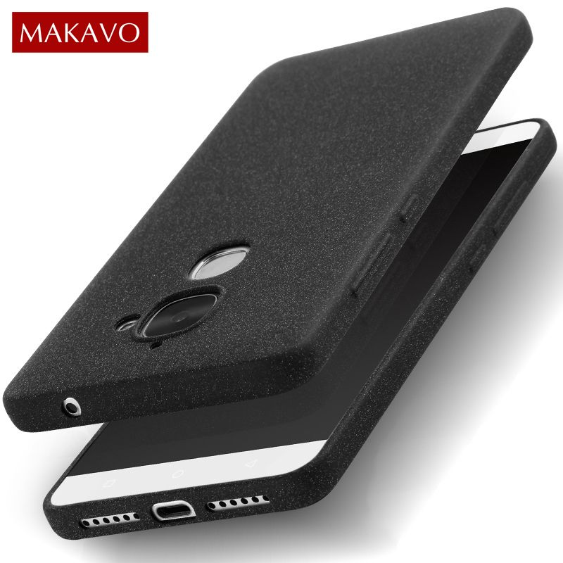 MAKAVO Cover For Letv LeEco Le 2 Case Le2 Pro LeEco Le S3 X626 Matte Silicone Back Housing Soft Phone Cases For LeEco Le Max 2