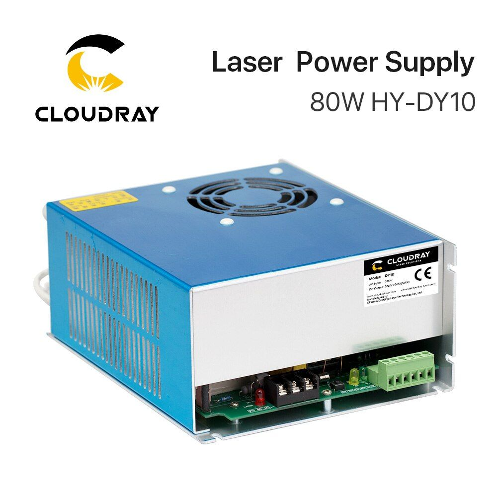 Cloudray DY10 Co2 Laser Power Supply For RECI W1/Z1/S1 Co2 Laser Tube Engraving / Cutting Machine DY Series