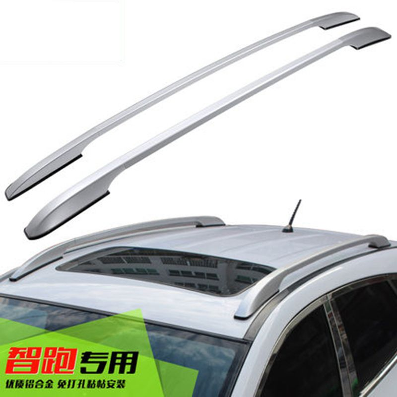 Car Styling For Kia Sportage 2010 2011 2012 2013 2014 Roof Rack Side Rails  Bars Roof Rail Luggage Carrier Baggage Rack Holder