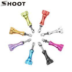 SHOOT Metal Thumb Knob Bolt Nut Screw Mount for GoPro Hero 6 5 4 Xiaomi Yi 4K SJCAM SJ4000 H9 Action Camera Go Pro Accessories