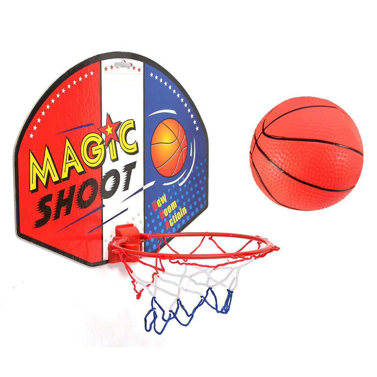 Heiße Art Tragbare universal sicher Twitfish Mini Basketball Fans Gesetzt Korb Ball Hoop Sport Spiel für NBA Liebhaber Alle Alters Wohnkultur