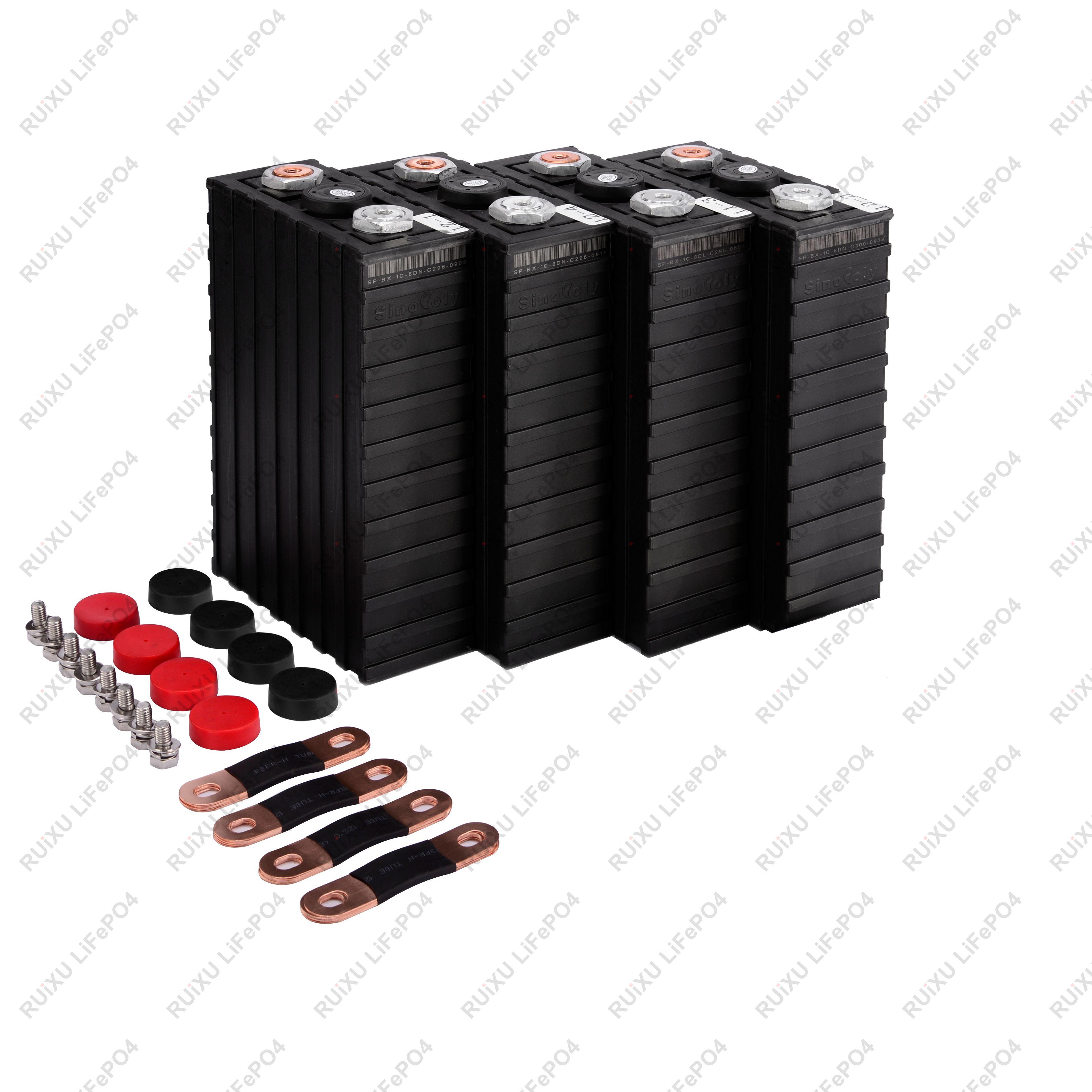 Sinopoly 12V 100Ah Lithium-Eisen Phosphat Batterie Pack, Licht Gewicht LiFePO4 Batterie für RV, Solar, Marine