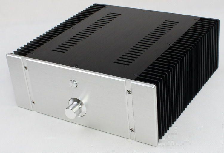 DIY amplifier case 320*120*311mm WA76 all aluminum amplifier chassis / Class A amplifier case / AMP Enclosure / case / DIY box