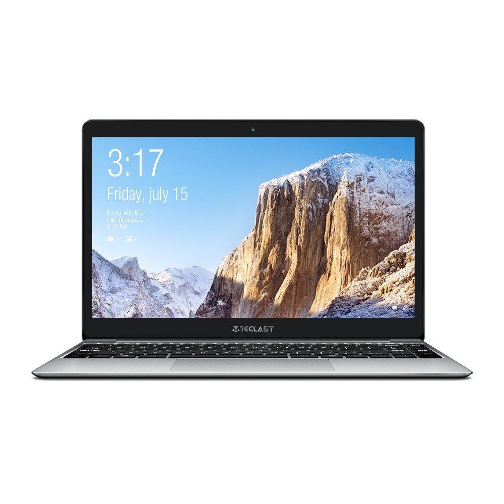 Teclast F7 Plus Notebook 14,0 ''Windows 10 Thuis Versie Intel Gemini See N4100 Quad Core 1,1 GHz 8 GB RAM 128 GB SSD Laptops