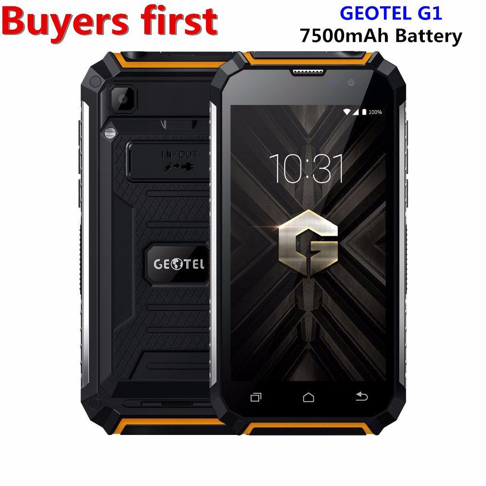Original Geotel G1 Mobile phone 1280*720 5.0