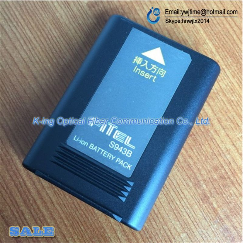 DHL Free Shipping Original Furukawa Fitel S943B battery pack for S177 S178 S178A S121/ S122 fusion splicer 1PCS