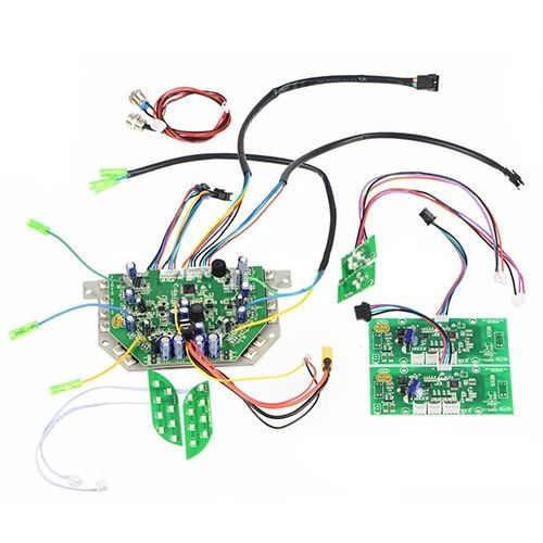 DIY Remote Motherboard Controller For Self Balance Smart Scooter <font><b>Hoverboard</b></font>
