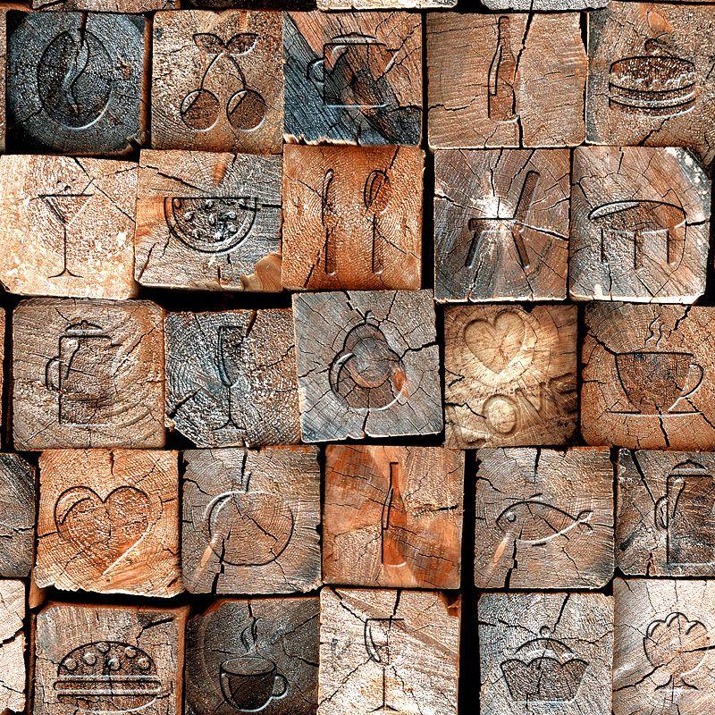 Винтаж древесины стеновые Бумага ПВХ Водонепроницаемый утолщенной Обои для Гостиная Ресторан скачать стены Бумага Papel де Parede 3D