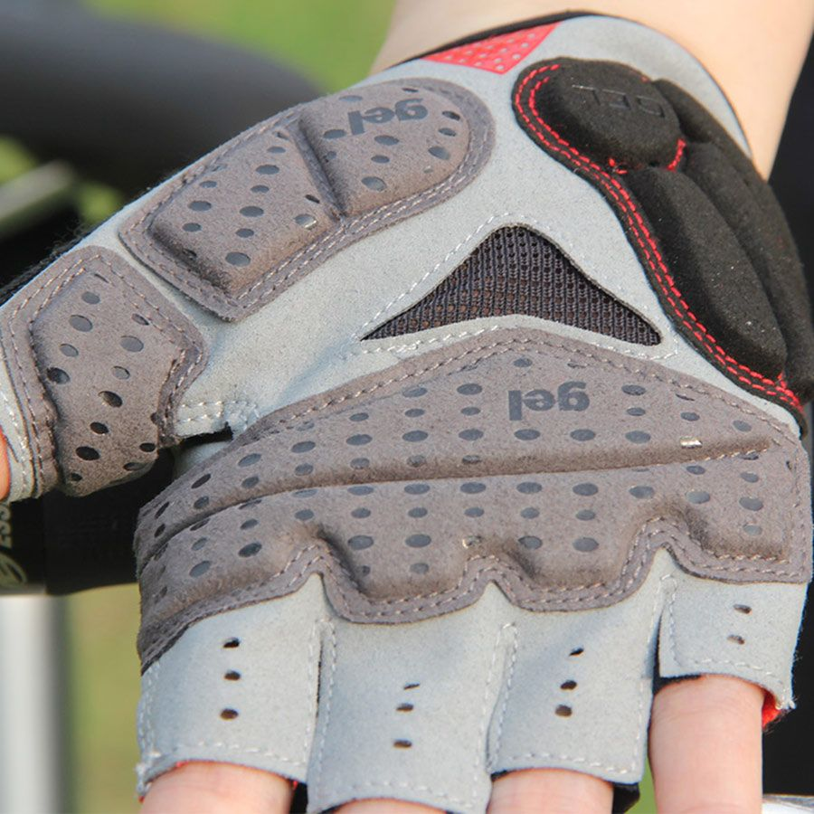 GUB summer cycling gloves Gel half finger shockproof sport gym gloves mtb mountain bicycle bike gloves for men and women