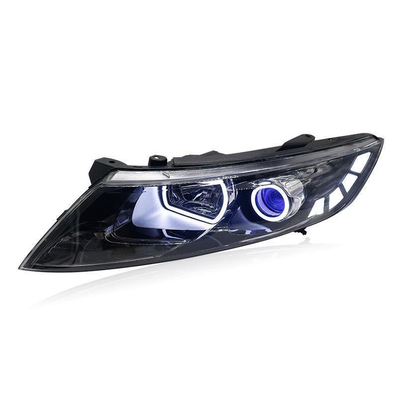 Parts Styling Assessoires Neblineros Para Auto Drl Daytime Running Led Car Lighting Headlights Front Fog Rear Lights For Kia K5