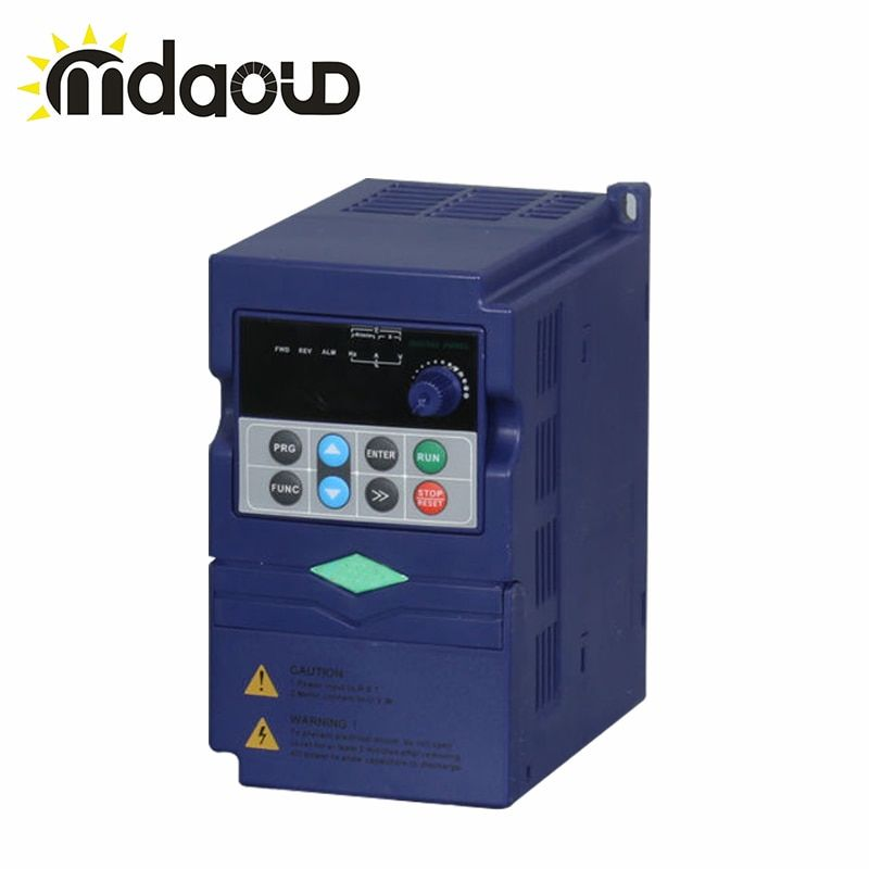 Frequency inverter 380V 7.5KW to 11KW three Phase INPUT Output Adjustable Speed Drive / Frequency Inverter