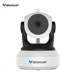 Vstarcam 720П HD камера видеонаблюдения WiFi IP-камера Onvfi видеодомофон Система ночного видения Мобильный удаленный просмотр в Монитор младенца