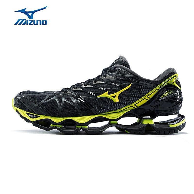 MIZUNO Männer PROPHECY 7 Tragbare Puffer Laufschuhe Turnschuhe Atmungsaktive Sport Schuhe J1GC180040 XYP724