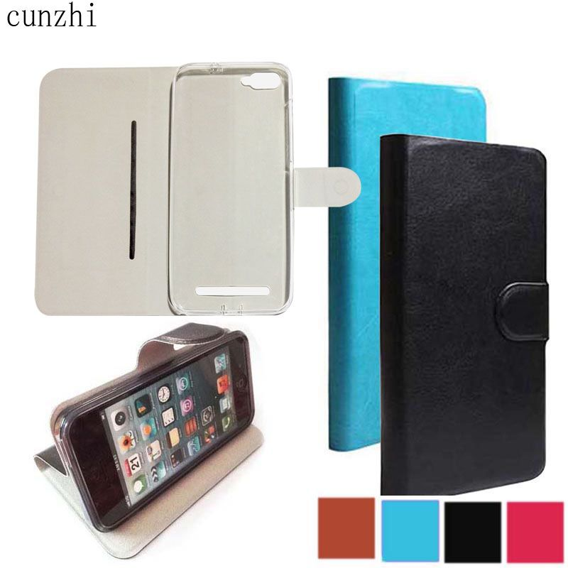 cunzhi FOR Doogee X30 Case 5.5inch , Soft Shell Inner + PU Leather Flip Cover for Doogee X30