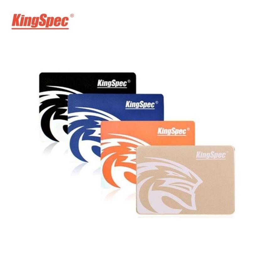 KingSpec SSD 2.5 Inches SATAII 8GB 16GB 32GB SATAIII 60GB 64GB 90GB 120GB SSD 128GB 180GB 256GB 360GB 512GB 1TB Internal HD Disk