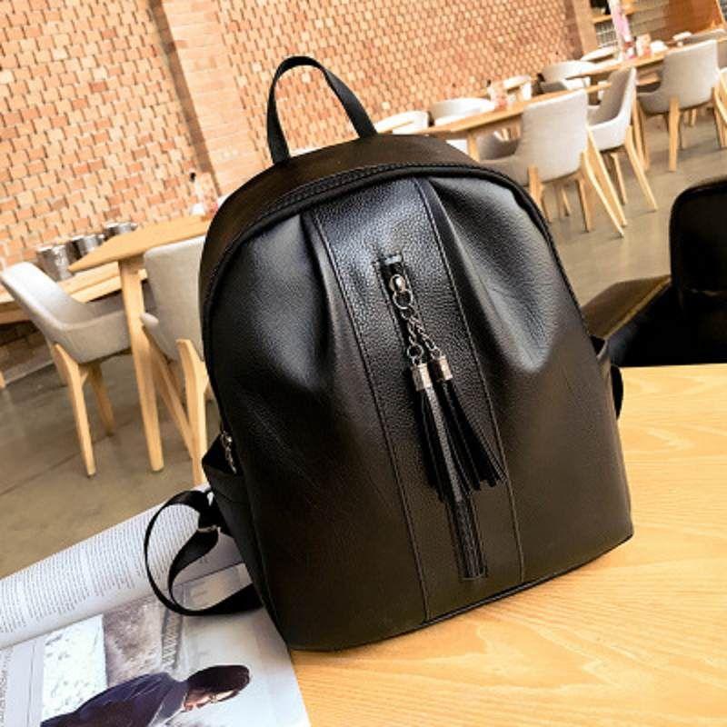Alt 1 dower Europäischen und Amerikanischen leinwand rucksack frauen casual damen rucksack