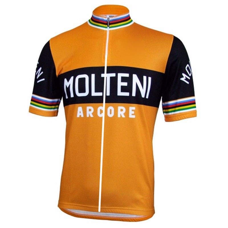 MOLTENI 2016 cycling clothing maillot only cycling jersey mountain bike <font><b>bicicleta</b></font> mtb ropa ciclismo hot sale pro team
