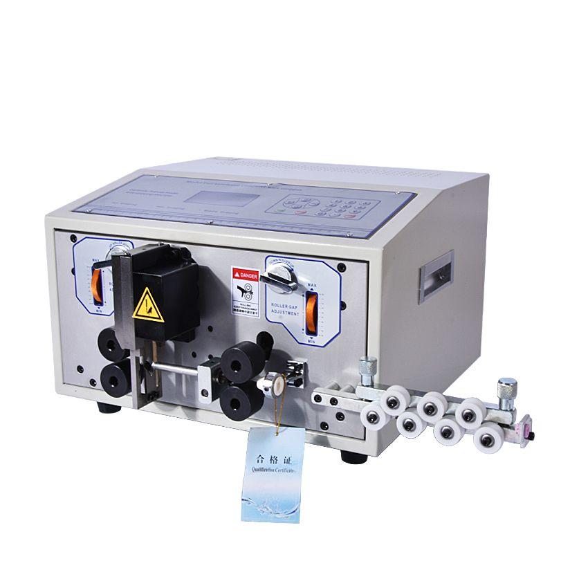 SWT508-JE Computer Automatische Abisolieren Maschine, 110 V/220 V Draht Schneiden Maschine, abisolieren maschine LCD Display 1 PC