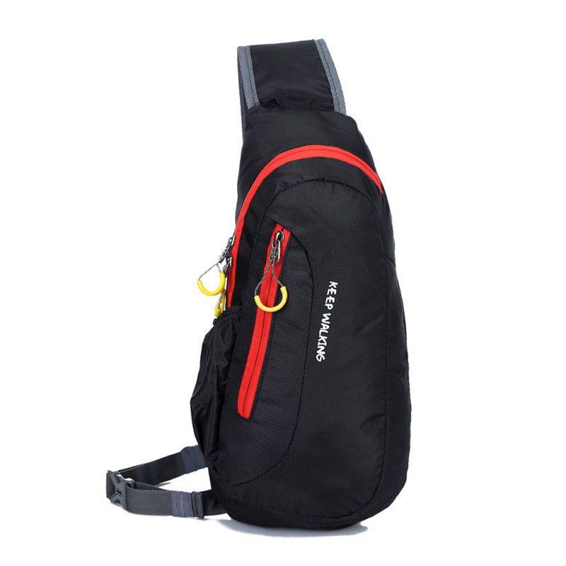 4 Colors Waterproof Travel Sport Bag Package Chest Sport Bags Backpack For Women Men Shoulder Backpacks Rucksack
