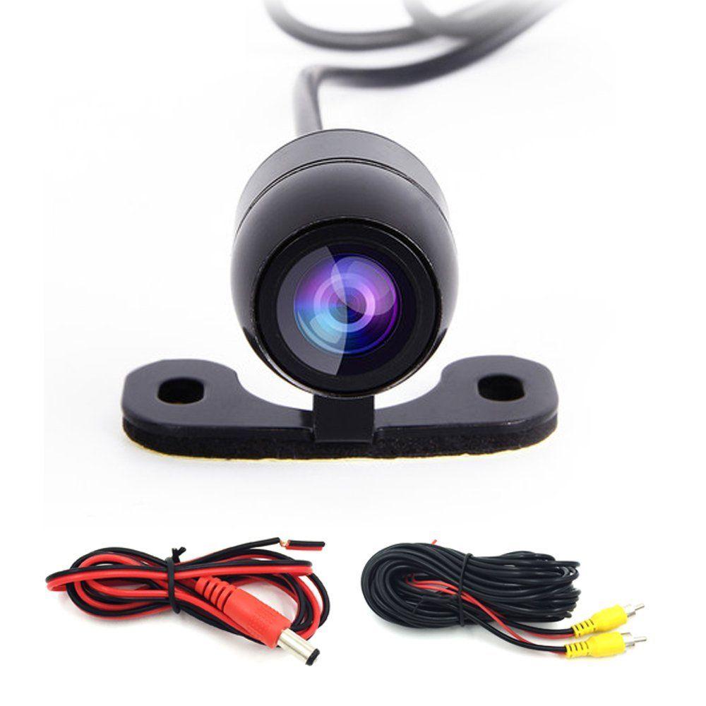 BYNCG WG1 caméra de recul universelle pour voiture HD caméra de recul étanche avec ligne de stationnement DC 12 V