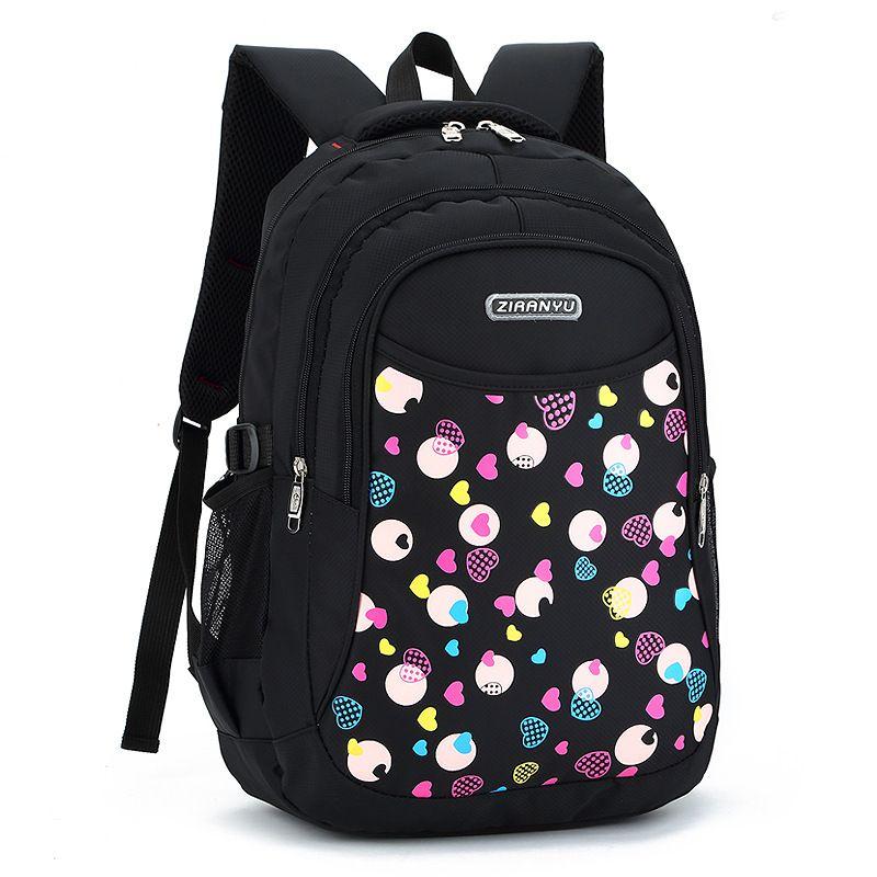 Для женщин Рюкзаки детей Школьные ранцы для девочек-подростков студенты дорожная сумка ортопедический рюкзак школьный мальчик рюкзаки ...