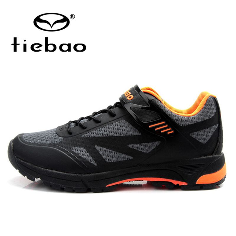 Tiebao Professional Riding Road Shoes Sports Athletic Bike Shoes Sapato Ciclismo Zapatillas Cycling Shoes Plus Size 45 46