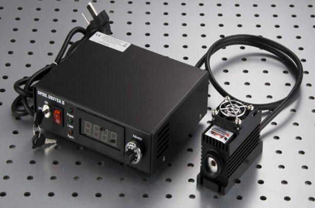 Infrared 980nm Infraid IR Laser Module 2000mw Spot Beam TTL /Analog Modulation TEC Cooling Adjustable power supply