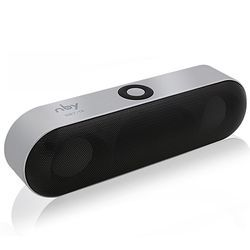 Nouveau NBY-18 Mini Bluetooth Haut-Parleur Portable Sans Fil Haut-Parleur Son Système 3D Stéréo De La Musique Surround Soutien Bluetooth, TF AUX USB