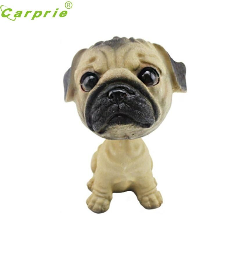 Ornaments Car Cute Shaking His Head Dog To Drive Vehicle Furnishings Decoration Drop Shipping  jul25
