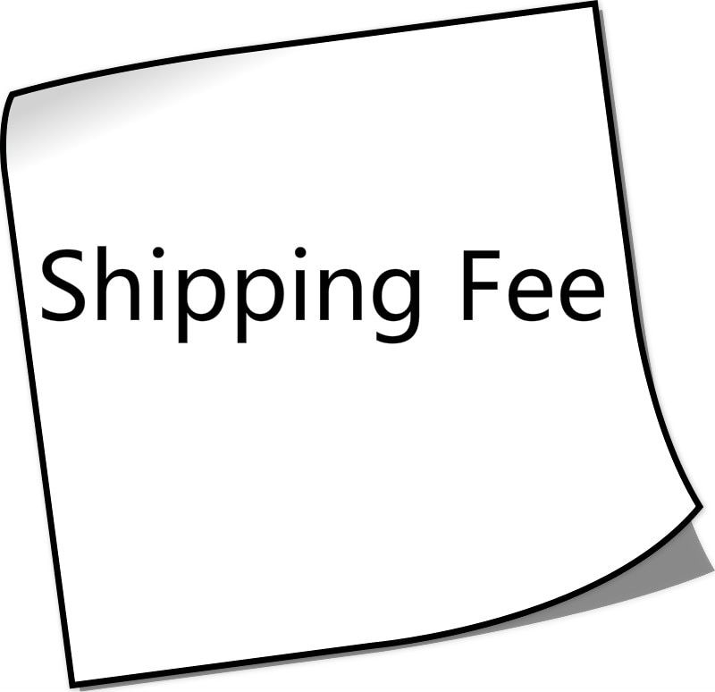 The Shipping Fee For Dropshipper To Be Tracked