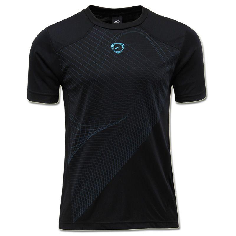 Nouveauté 2019 hommes Designer T Shirt décontracté séchage rapide Slim Fit dessus de chemise et t-shirts taille S M L XL LSL069 (veuillez choisir la taille USA)