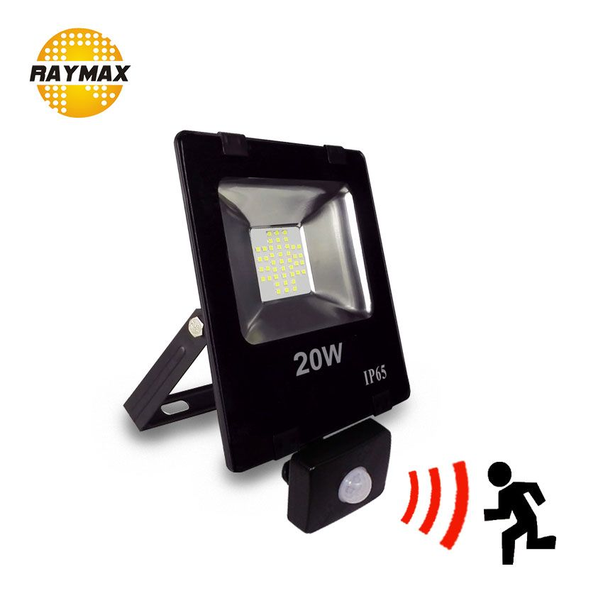 NewArrival Outdoor Led Flood Light with motion sensor PIR sensor led <font><b>Floodlight</b></font> IP65 10w 20w 30w 50w led security outdoor