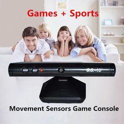 TV Anak-anak Gerakan Sensor Sensitif Sensor Somatosensori Mesin Permainan Konsol Permainan Virtual Reality Game Konsol