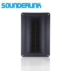 94dB 80-160W high Power audio planar ribbon tweeter