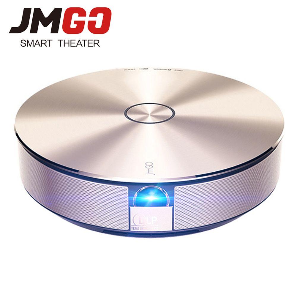 Jmgo G1S светодиодный проектор, 1280x800, цифровой зум 1:2, высокого класса Android-HD проектор, WI-FI, Bluetooth Динамик miracast airplay