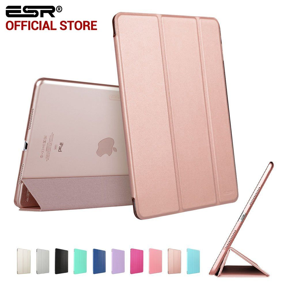 Case for iPad Pro 9.7 inch, ESR Smart Cover with Trifold <font><b>Stand</b></font> Magnetic Auto Wake Tablet Case for iPad Pro 9.7 inch 2016 Release