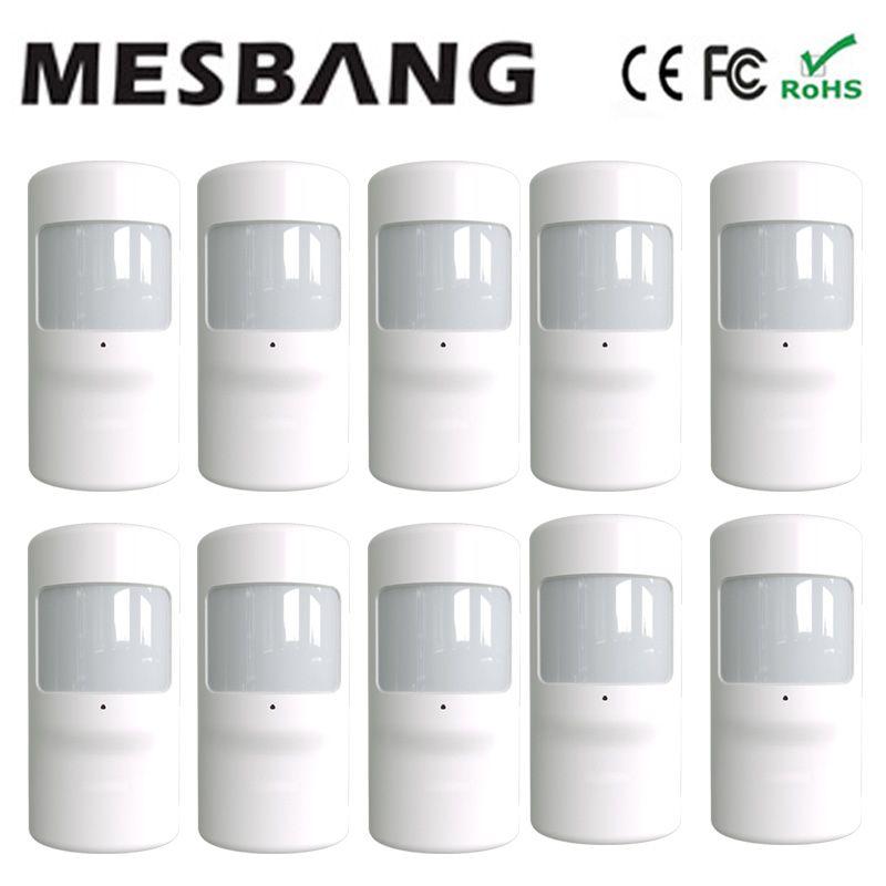 Mesbang ИК Датчик инфракрасный детектор 433 мГц для g90b Бесплатная доставка