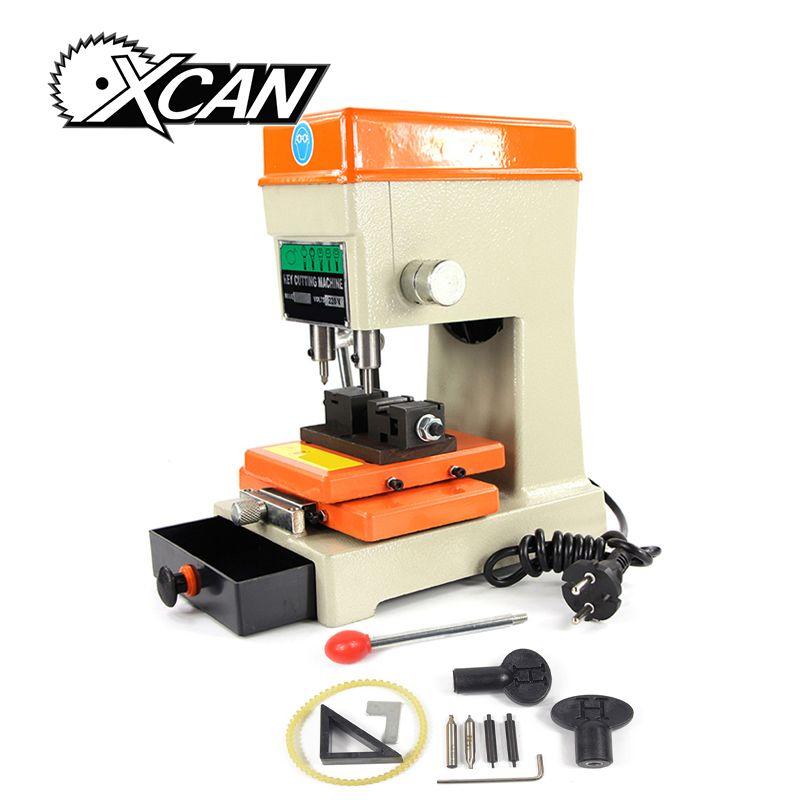 XCAN 368A Date modèle Machine De Découpe Clé De Voiture Porte Clé Copie de Coupe Machine Pour Rendre Les Clés Pour Vente