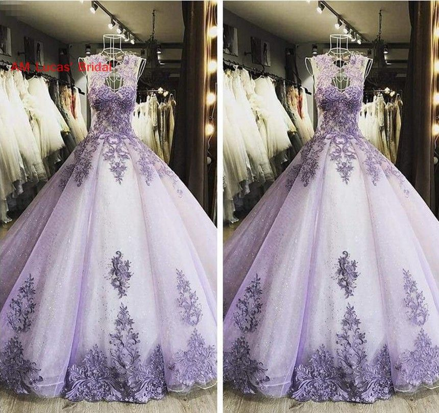 Long Ball Gown Quinceanera Dresses Appliques Sweet 16 Years For 15 Year Birthday Party Gowns Vestido De 15 Anos