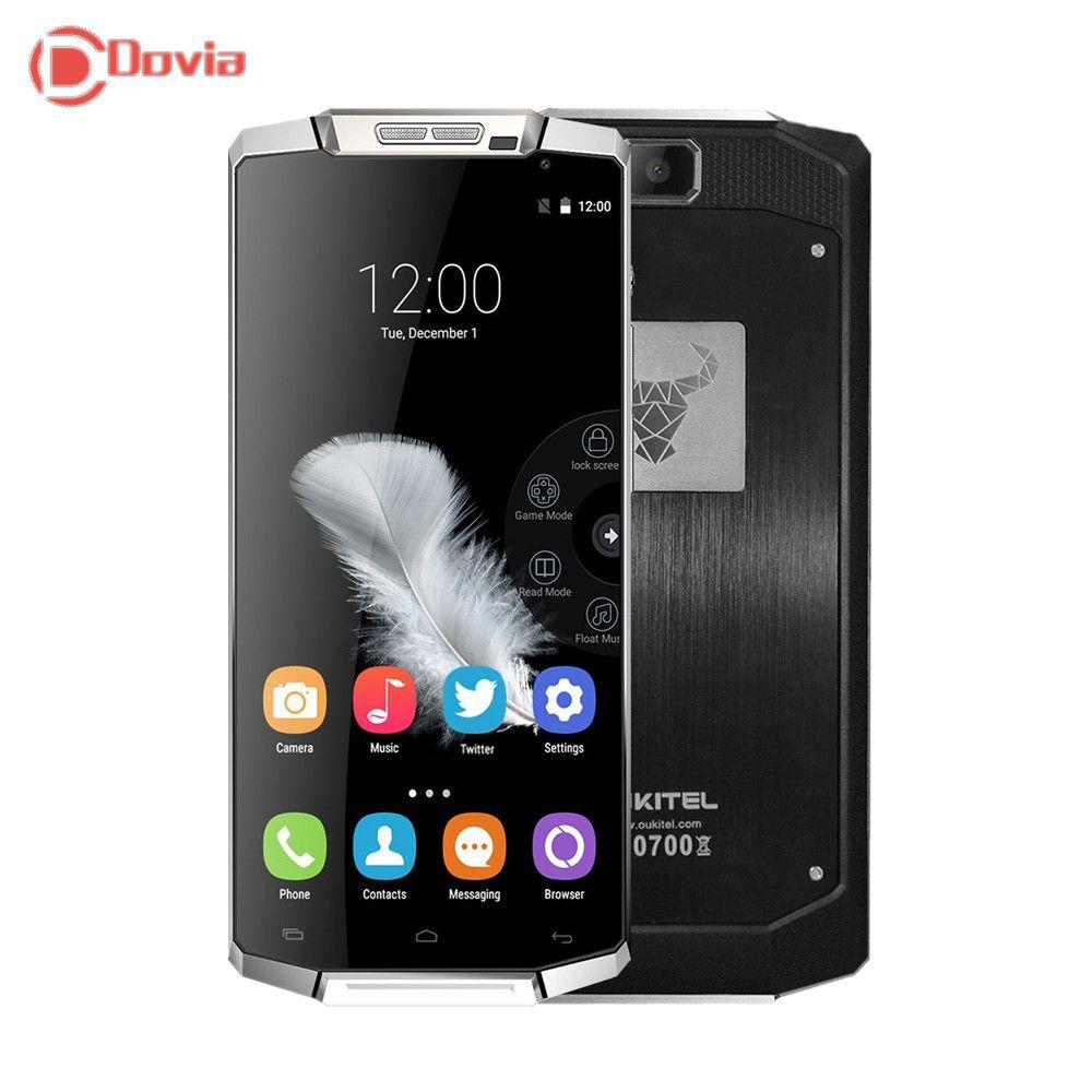 OUKITEL K10000 Android 5.1  5.5 inch 10000mAh 2GB 16GB 2MP 8MP Camera HD IPS Screen MTK6735 Quad Core Smartphone