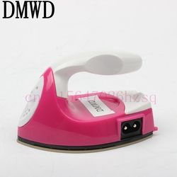 DMWD Super Mini electric irons household travel portable low power iron dormitory small iron 25W Temperature up to 170 degrees
