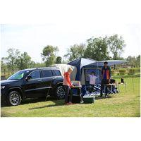 KingCamp палатка 5-человек внедорожник автомобиль палатка для Открытый Кемпинг самостоятельного вождения путешествия двойной слой палатка 4 се...