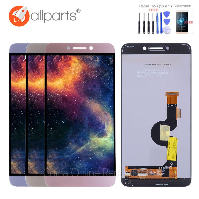 5.7 IPS X829 X821 X822 X823 X820 LCD Screen For LeTV LeEco Le Max 2 LCD Display Touch Screen Digitizer Assembly Replacement