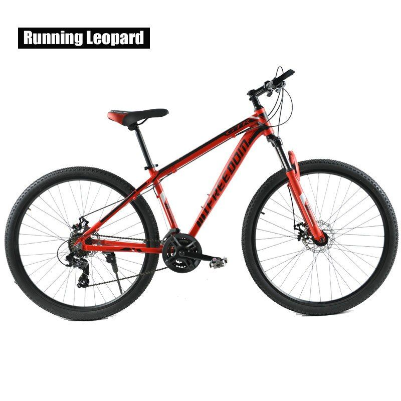 Mountain Bike Double Disc 29 Inch 24 Speed Bicycle Of Male And Female Students Aluminum Alloy Mountain Bicycles