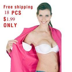 1Set/18Pcs armpit sweat pads Summer Deodorant absorbent underarm Dress Clothing Sweat Perspiration Pads Shield Absorbing Dry HOT