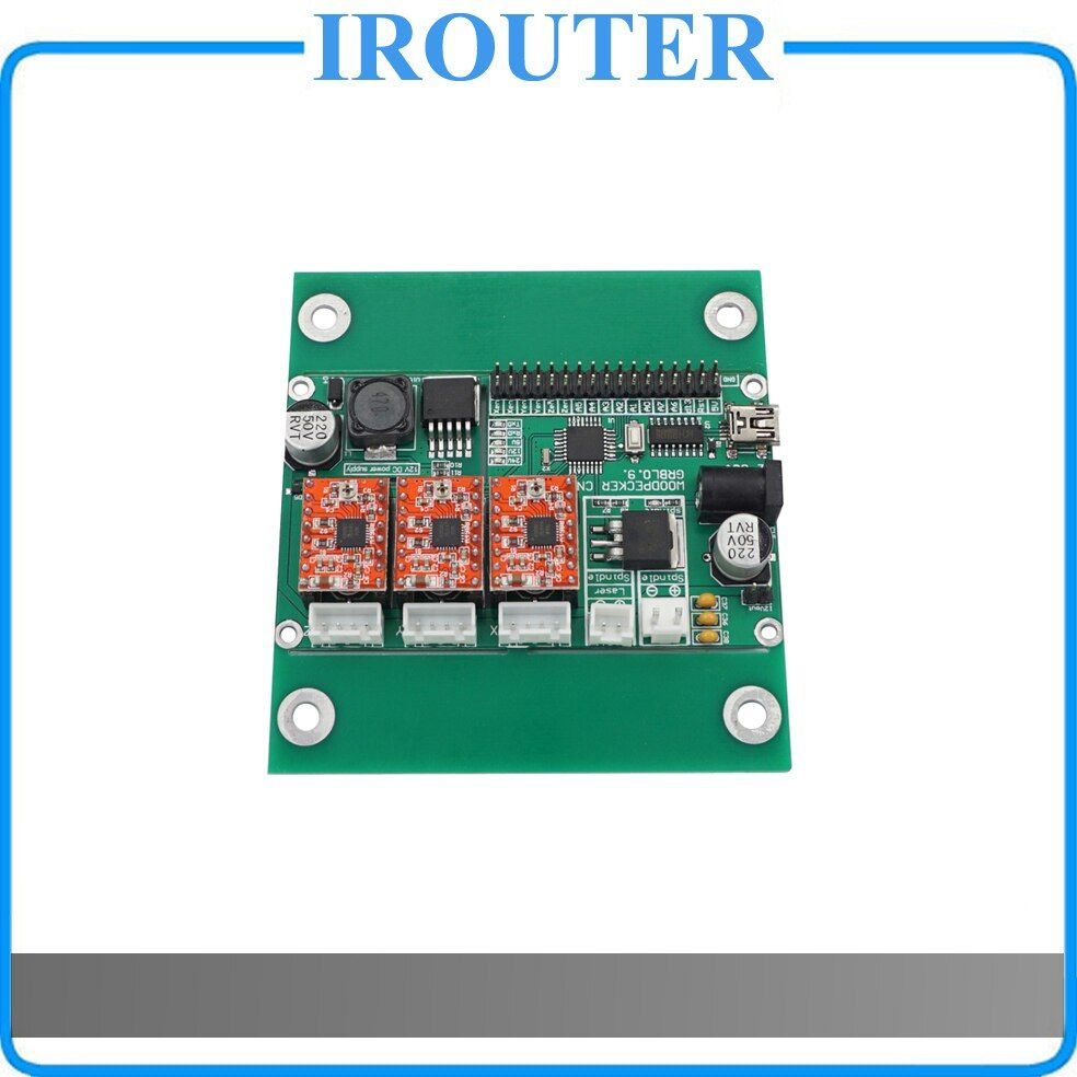 USB port cnc engraving machine control board, 3 axis control,laser engraving machine board , GRBL control