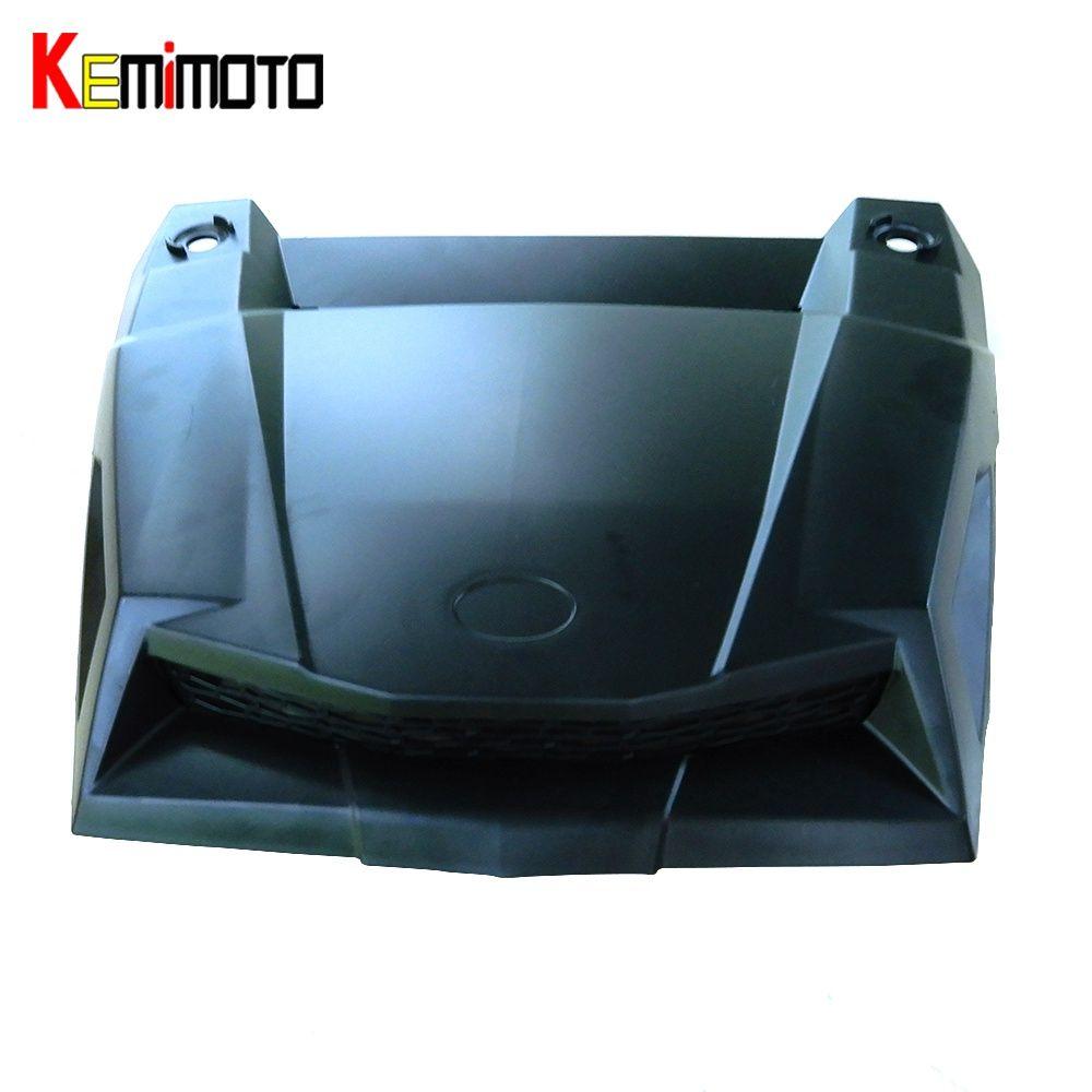 KEMiMOTO Turbo Hood Scoop Air Intake for Polaris RZR RZR S EPS XC XP RZR 4 XP 4 900 RZR 1000 2014 2015 2016
