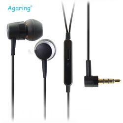 Agaring Headset Earpiece MH750 For Sony Xperia Z3 Z Ultra Z1 L55T XL39h C6802 C6833 L39h L36i Sports Earphone