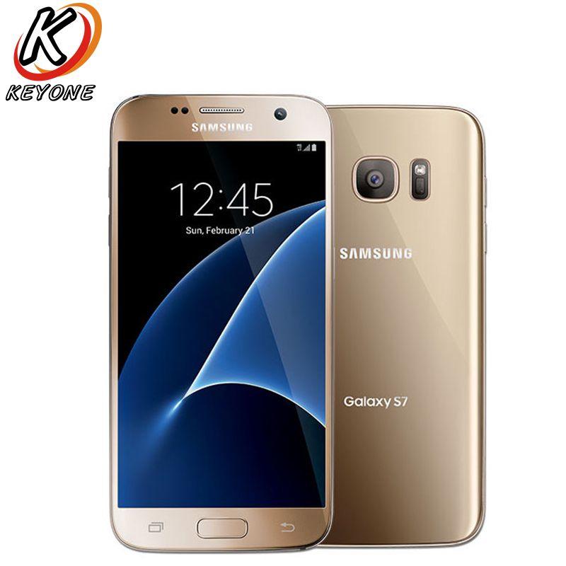 Original T-Mobile Version Samsung Galaxy S7 G930T 4G LTE Mobile Phone 5.1